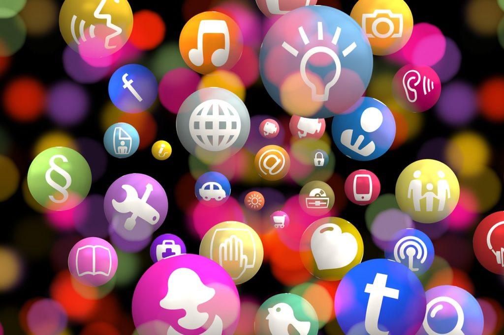 icône réseaux sociaux