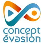 logo Concept Evasion